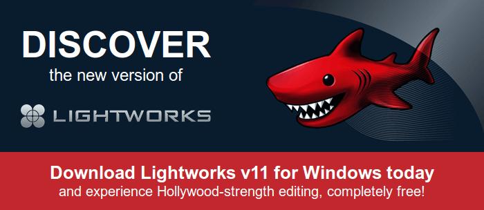 Neue Lightworks-Version verfügbar