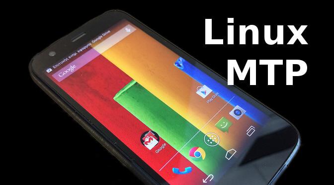 Linux Mint 16 und Moto G MTP