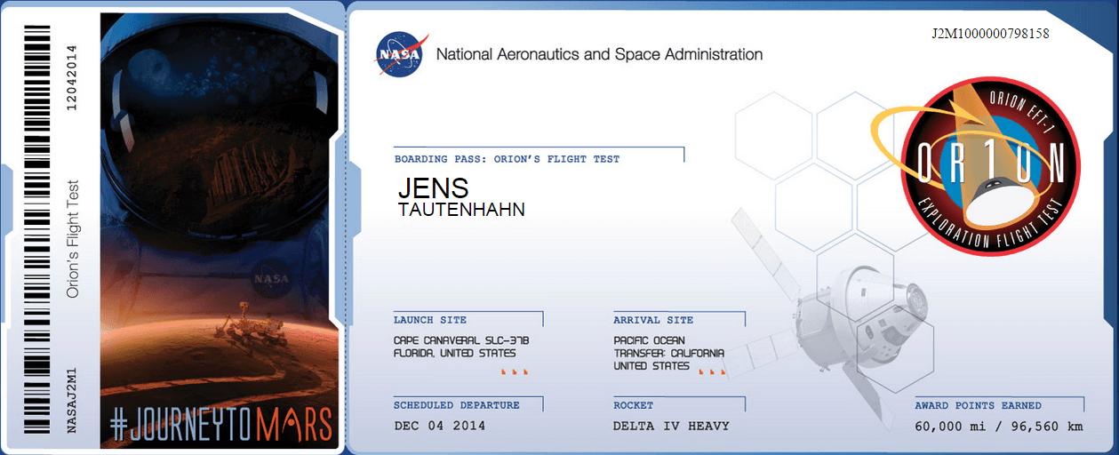 NASA-Boardingpass
