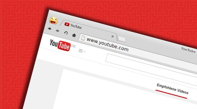 Einbinden von Youtube-Videos nicht strafbar