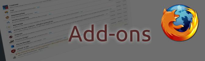 Nützliche Firefox Add-ons