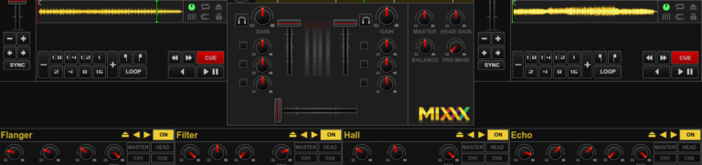 Mixxx – OpenSource DJ- und Streaming-Software