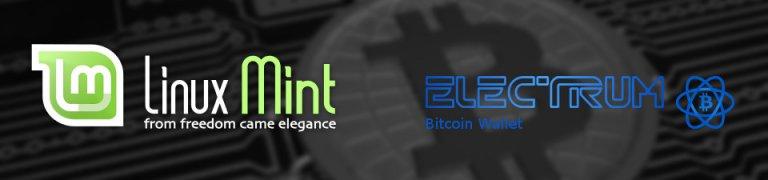 Linux Mint 18: Electrum installieren