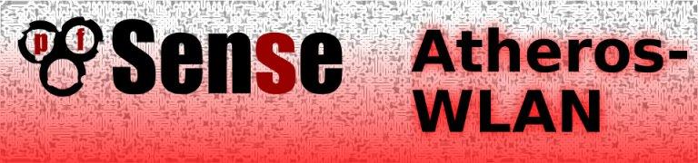 pfSense: Verbindungsabbrüche mit Atheros-WLAN-Karten