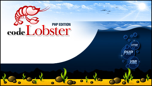 Codelobster Splash