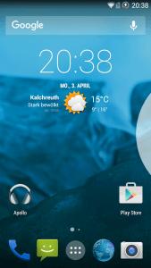 HTC One X mit CM11